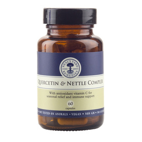 Quercitin and Nettle can help Summer Allergies and Hay-fever