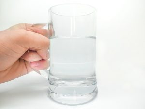 Drink water to help with focus