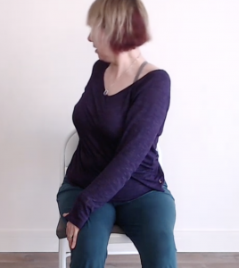 Friday Lunchtime Chair Yoga @ In the comfort of your own home