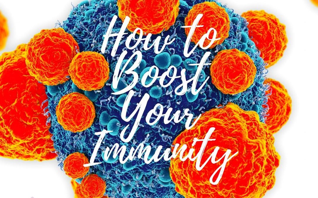 Hw to Boost your immune system