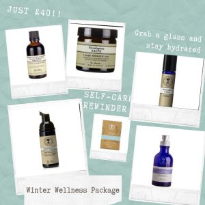 Winter wellbeing kit