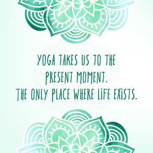 Express Lunchtime Yoga - Monday