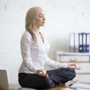 Meditation Class - Wednesday Lunchtime @ Totally Holistic Health