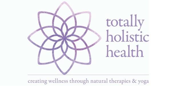 Website Logo for Totally Holistic Health