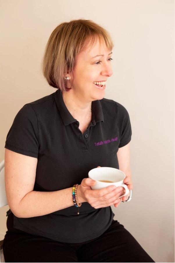 Julie Elder of Totally Holistic Health